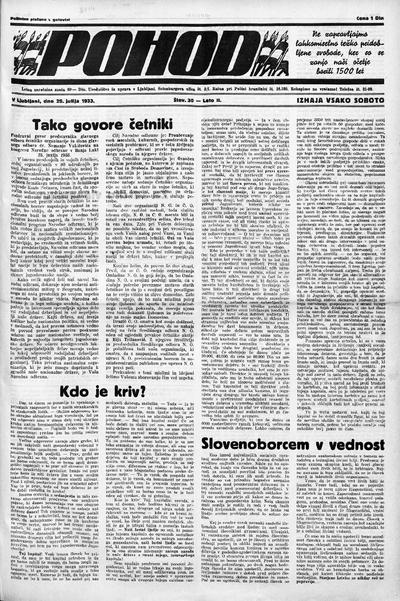 Pohod 1933 07 29