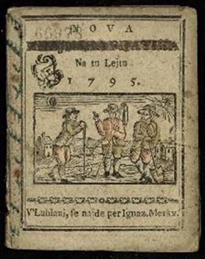 Nova crainska pratica; Na tu lejtu 1795