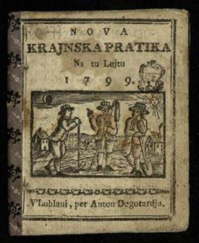 Nova crainska pratica; Na tu lejtu 1799