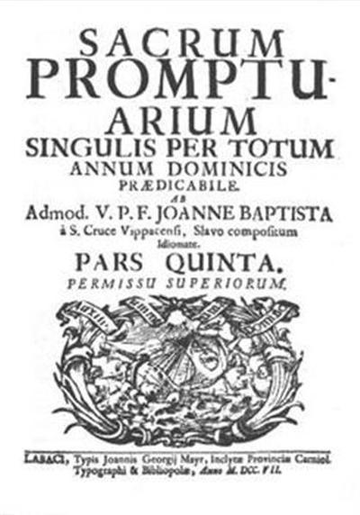 Sacrum promptuarium singulis per totum annum dominicis praedicabile