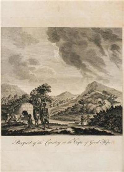 A voyage to the Cape of Good Hope, towards the Antarctic polar circle, and round the world: but chiefly into the country of the Hottentots and Caffres, from the year 1772, to 1776
