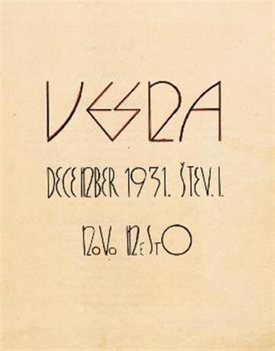 Vesna; glasilo srednješolske organizacije Vesna