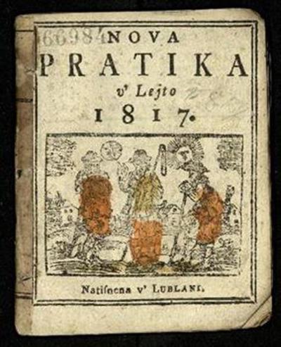Nova crainska pratica; v lejto 1817