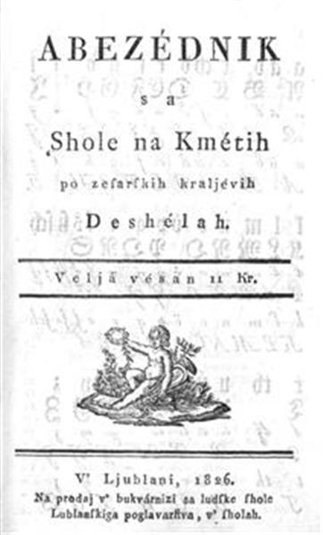 Abezédnik sa şhole na kmétih po zesarskih kraljévih deshélah
