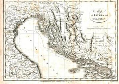 Travels in Istria and Dalmatia, drawn up from the itinerary of L.F. Cassas, author and editor of the Picturesque travels in Syria, Phenecia, Palestine, and Lower Egypt