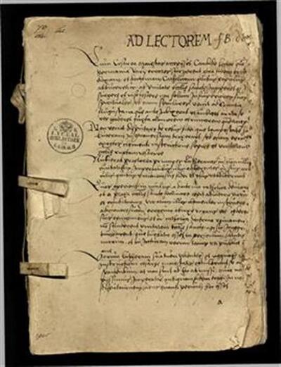 Responsio contra Philippi Melanchthonis Apologiam Confessionis Augustanae