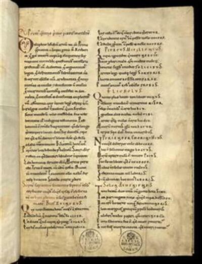 Libri moralium in Iob; vol. I, 2a–214a, vol. II, 2 b–228a, vol. III, 2a–187 a, vol. IV, 1a–175b