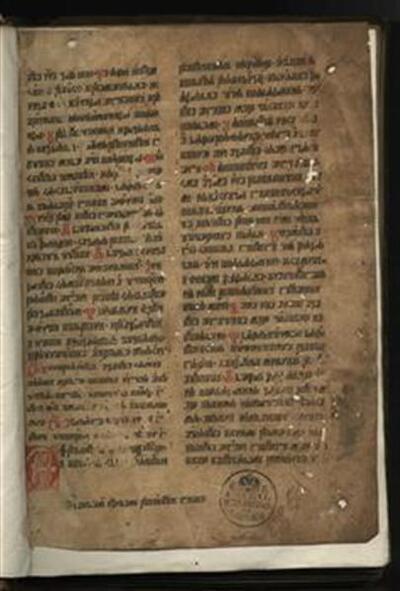 Breviarium glagoliticum I-II. Vol.