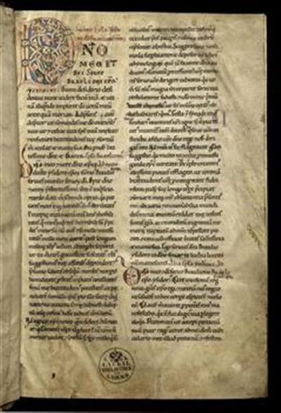 Origines sive etymologiae (1a–161b)