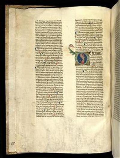 PROPHETARUM omnium liber cum prologo S. Hieronymi (1a–189b)