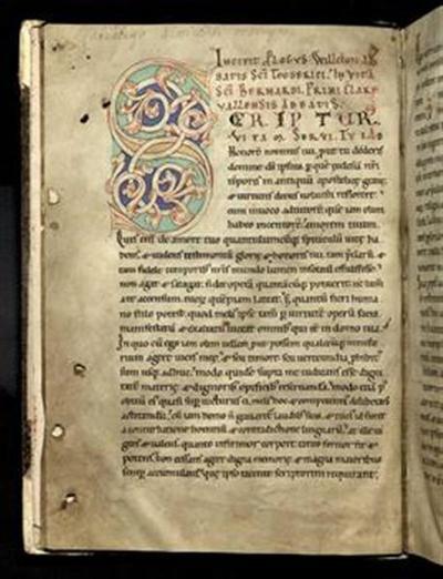 Vita sancti Bernardi Claraevallensis abbatis (1b–99b)