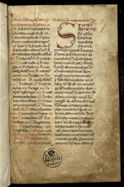 Libri sententiarum (1a–81a)