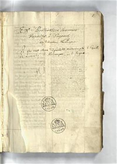 BERNARDUS Claraevallensis abbas Quomodo quisque cognoscat se ipsum et deum (30a–46b)