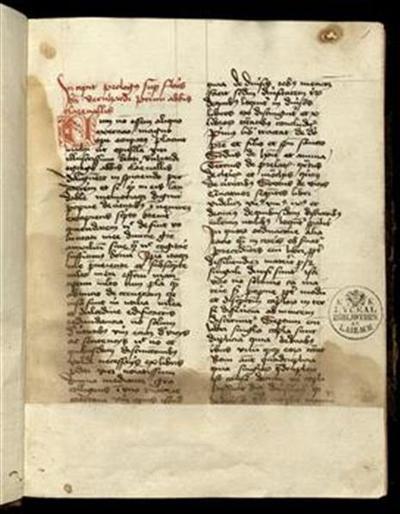 Commentarius in opera beati Bernardi Claraevallensis (1a–190b)