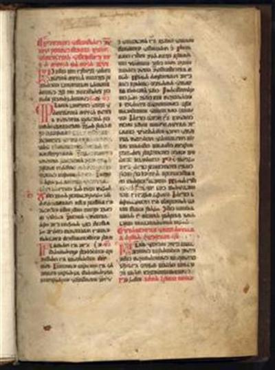 Officium sanctorum glagolitice