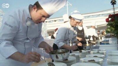 Festival para gourmets en el barco MS Europa