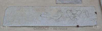 Inscription from Rome, Coem. Cyriacae ad s.Laurentium - ICVR VII, 19911