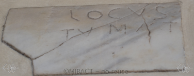 Inscription from Rome - ICVR I, 583