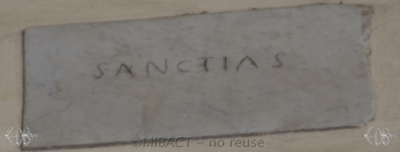 Inscription from Rome - ICVR I, 627