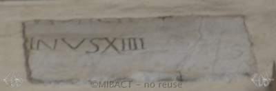 Inscription from Rome - ICVR I, 703.18