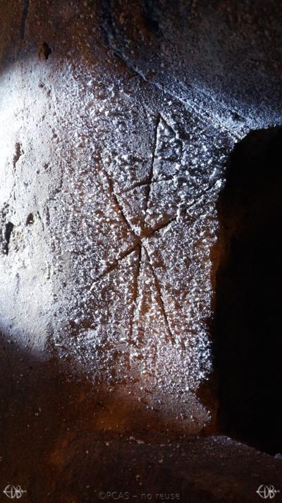 Inscription from Rome, Coem. s.Agnetis - ICVR VIII, 21565.r
