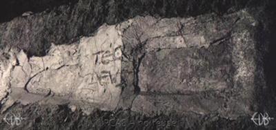 Inscription from Rome, Coem. Commodillae - ICVR II, 6420
