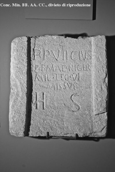 Inscription from Tarentum