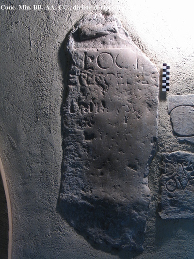 Inscription from Hispellum