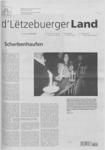 d'Lëtzebuerger Land - 2003-03-21