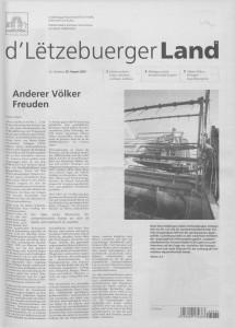 d'Lëtzebuerger Land - 2003-08-29