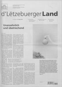 d'Lëtzebuerger Land - 2003-08-14