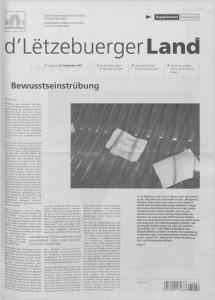 d'Lëtzebuerger Land - 2003-09-26