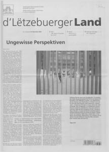 d'Lëtzebuerger Land - 2003-12-19