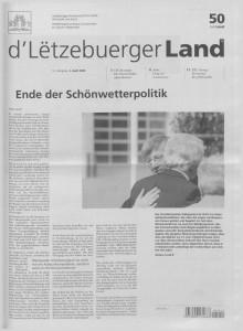 d'Lëtzebuerger Land - 2004-04-02