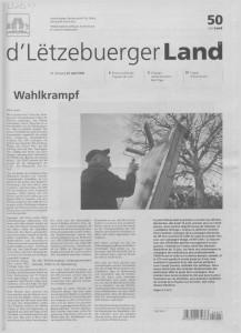 d'Lëtzebuerger Land - 2004-04-23
