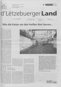 d'Lëtzebuerger Land - 2005-03-18