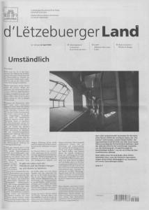 d'Lëtzebuerger Land - 2005-04-08