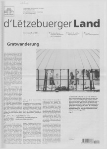 d'Lëtzebuerger Land - 2005-07-29