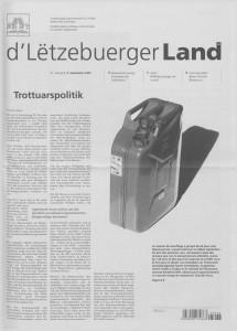 d'Lëtzebuerger Land - 2005-09-09