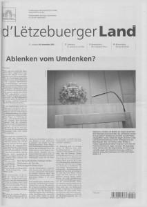 d'Lëtzebuerger Land - 2005-11-18