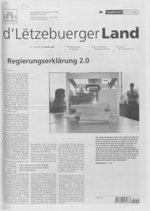d'Lëtzebuerger Land - 2005-10-14