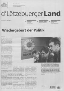 d'Lëtzebuerger Land - 2006-03-31