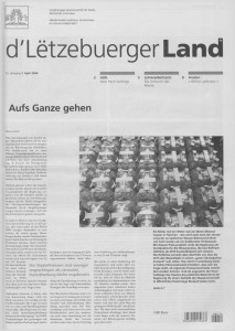 d'Lëtzebuerger Land - 2006-04-07