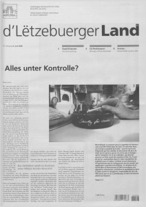 d'Lëtzebuerger Land - 2006-06-09