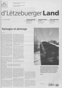 d'Lëtzebuerger Land - 2006-07-28