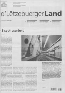 d'Lëtzebuerger Land - 2006-08-18