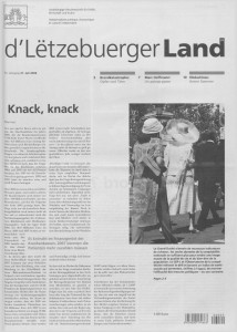 d'Lëtzebuerger Land - 2006-07-21