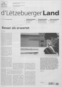 d'Lëtzebuerger Land - 2006-09-08