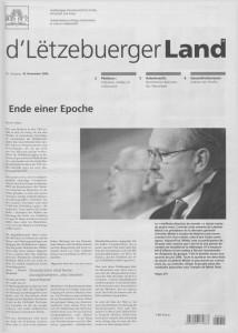 d'Lëtzebuerger Land - 2006-11-10