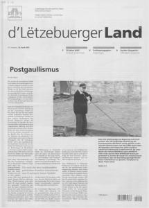 d'Lëtzebuerger Land - 2007-04-20